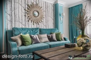 Акцентная стена в интерьере 30.11.2018 №497 - Accent wall in interior - design-foto.ru