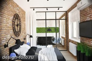 Акцентная стена в интерьере 30.11.2018 №551 - Accent wall in interior - design-foto.ru