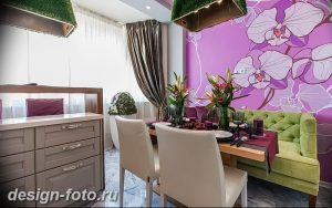 Акцентная стена в интерьере 30.11.2018 №597 - Accent wall in interior - design-foto.ru