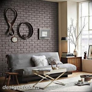 Акцентная стена в интерьере 30.11.2018 №602 - Accent wall in interior - design-foto.ru