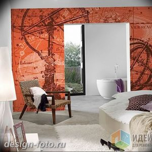 Акцентная стена в интерьере 30.11.2018 №639 - Accent wall in interior - design-foto.ru