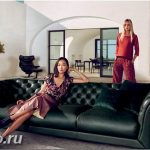 Диван в интерьере 03.12.2018 №090 - photo Sofa in the interior - design-foto.ru
