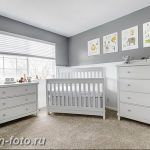 Интерьер детской для маль 02.12.2018 №079 - photo Interior nursery - design-foto.ru