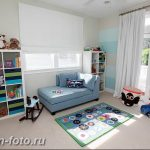 Интерьер детской для маль 02.12.2018 №313 - photo Interior nursery - design-foto.ru