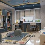 Интерьер детской для маль 02.12.2018 №330 - photo Interior nursery - design-foto.ru