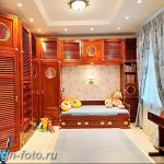 Интерьер детской для маль 02.12.2018 №331 - photo Interior nursery - design-foto.ru