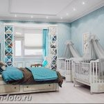 Интерьер детской для маль 02.12.2018 №334 - photo Interior nursery - design-foto.ru
