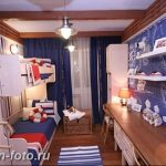 Интерьер детской для маль 02.12.2018 №337 - photo Interior nursery - design-foto.ru