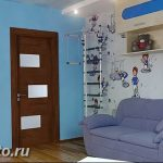 Интерьер детской для маль 02.12.2018 №339 - photo Interior nursery - design-foto.ru