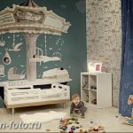 Интерьер детской для маль 02.12.2018 №352 - photo Interior nursery - design-foto.ru
