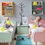 Интерьер детской для маль 02.12.2018 №355 - photo Interior nursery - design-foto.ru