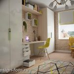 Интерьер детской для маль 02.12.2018 №360 - photo Interior nursery - design-foto.ru