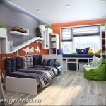 Интерьер детской для маль 02.12.2018 №368 - photo Interior nursery - design-foto.ru