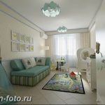 Интерьер детской для маль 02.12.2018 №378 - photo Interior nursery - design-foto.ru