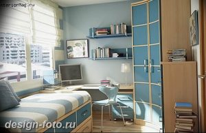 Интерьер детской для маль 02.12.2018 №380 - photo Interior nursery - design-foto.ru