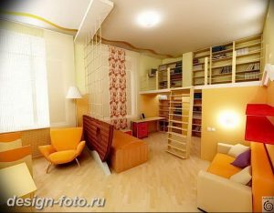 Интерьер детской для маль 02.12.2018 №384 - photo Interior nursery - design-foto.ru