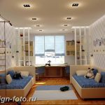 Интерьер детской для маль 02.12.2018 №386 - photo Interior nursery - design-foto.ru