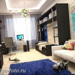 Интерьер детской для маль 02.12.2018 №402 - photo Interior nursery - design-foto.ru