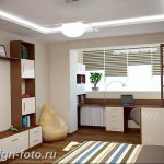 Интерьер детской для маль 02.12.2018 №414 - photo Interior nursery - design-foto.ru