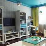 Интерьер детской для маль 02.12.2018 №416 - photo Interior nursery - design-foto.ru