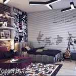 Интерьер детской для маль 02.12.2018 №418 - photo Interior nursery - design-foto.ru