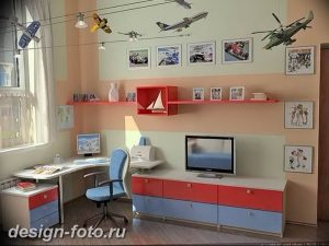 Интерьер детской для маль 02.12.2018 №422 - photo Interior nursery - design-foto.ru