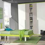 Интерьер детской для маль 02.12.2018 №426 - photo Interior nursery - design-foto.ru