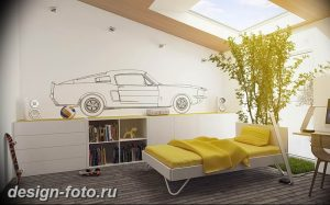 Интерьер детской для маль 02.12.2018 №434 - photo Interior nursery - design-foto.ru