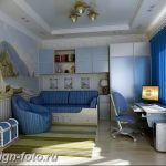 Интерьер детской для маль 02.12.2018 №435 - photo Interior nursery - design-foto.ru