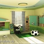 Интерьер детской для маль 02.12.2018 №438 - photo Interior nursery - design-foto.ru