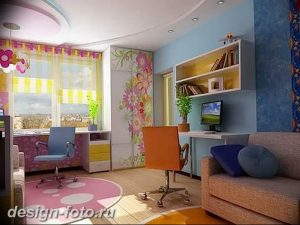 Интерьер детской для маль 02.12.2018 №439 - photo Interior nursery - design-foto.ru