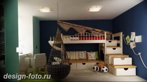 Интерьер детской для маль 02.12.2018 №454 - photo Interior nursery - design-foto.ru