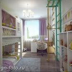 Интерьер детской для маль 02.12.2018 №459 - photo Interior nursery - design-foto.ru