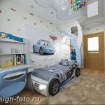 Интерьер детской для маль 02.12.2018 №480 - photo Interior nursery - design-foto.ru