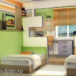 Интерьер детской для маль 02.12.2018 №486 - photo Interior nursery - design-foto.ru