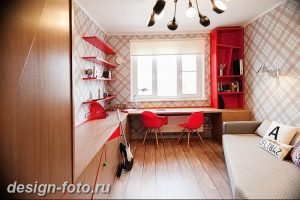 Интерьер детской для маль 02.12.2018 №488 - photo Interior nursery - design-foto.ru