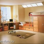 Интерьер детской для маль 02.12.2018 №490 - photo Interior nursery - design-foto.ru