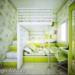 Интерьер детской для маль 02.12.2018 №496 - photo Interior nursery - design-foto.ru