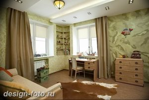 Интерьер детской для маль 02.12.2018 №498 - photo Interior nursery - design-foto.ru