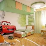 Интерьер детской для маль 02.12.2018 №499 - photo Interior nursery - design-foto.ru