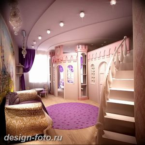 Интерьер детской для маль 02.12.2018 №505 - photo Interior nursery - design-foto.ru