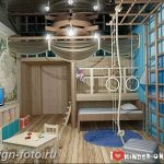 Интерьер детской для маль 02.12.2018 №510 - photo Interior nursery - design-foto.ru