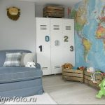 Интерьер детской для маль 02.12.2018 №512 - photo Interior nursery - design-foto.ru