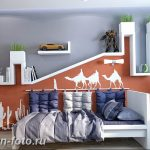 Интерьер детской для маль 02.12.2018 №513 - photo Interior nursery - design-foto.ru