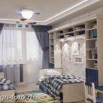 Интерьер детской для маль 02.12.2018 №517 - photo Interior nursery - design-foto.ru