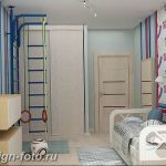 Интерьер детской для маль 02.12.2018 №536 - photo Interior nursery - design-foto.ru