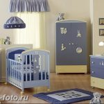 Интерьер детской для маль 02.12.2018 №540 - photo Interior nursery - design-foto.ru