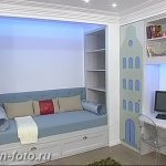 Интерьер детской для маль 02.12.2018 №542 - photo Interior nursery - design-foto.ru