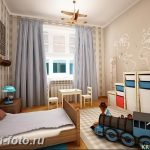 Интерьер детской для маль 02.12.2018 №544 - photo Interior nursery - design-foto.ru