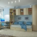 Интерьер детской для маль 02.12.2018 №561 - photo Interior nursery - design-foto.ru